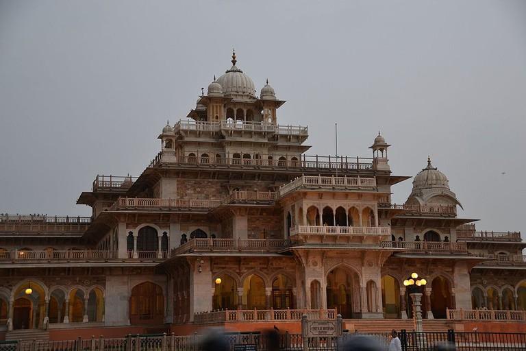 Albert Hall Jaipur | ©Priyanka Tyagi / WikiCommons