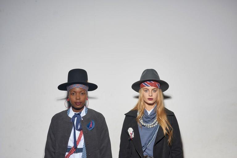 South African designer Amanda Laird Cherry