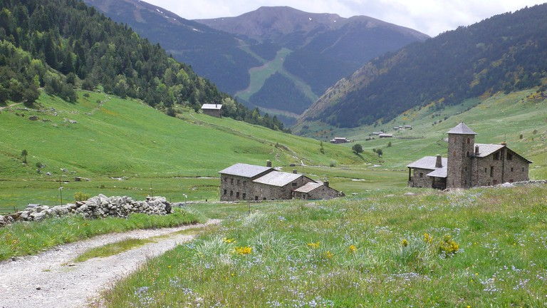 Andorran shepherds' huts | CC0 Creative Commons / Pixabay