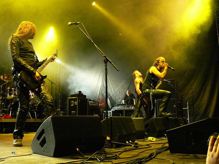 Keep of Kalessin at Devilstone Open Air festival in Anykščiai, Lithuania