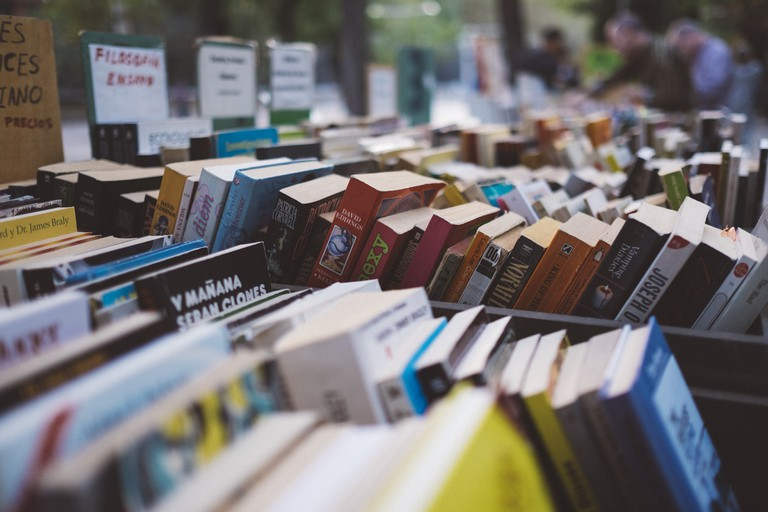 Seek out literary treasures in Andalusia's best bookstores   freddie marriage / Pixabay