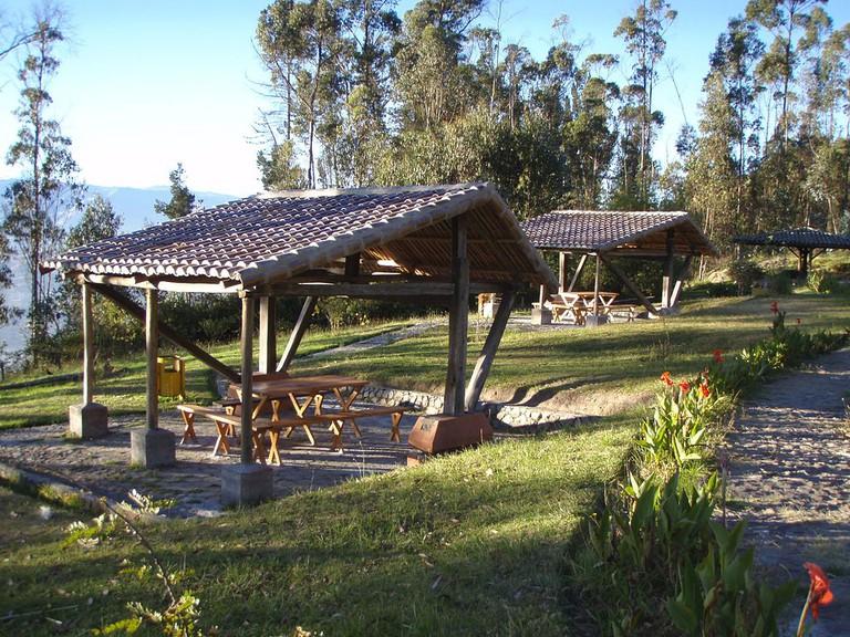 Parque Metropolitano Guangüiltagua, Quito