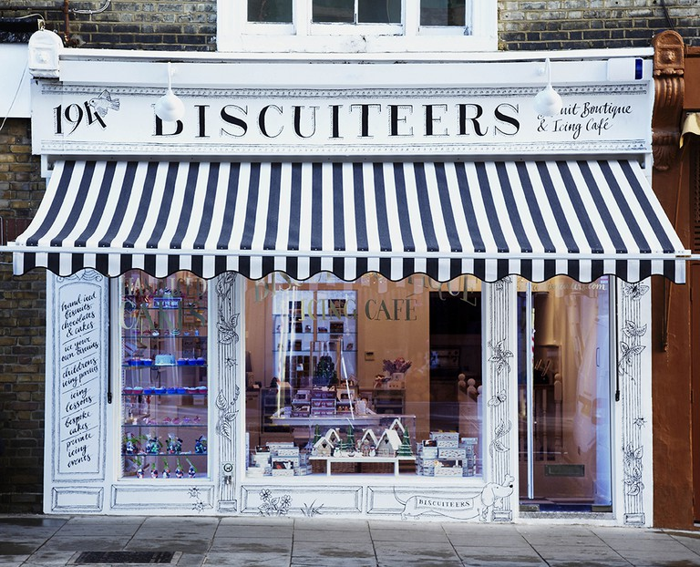 Biscuiteers Notting Hill Boutique and Icing Café