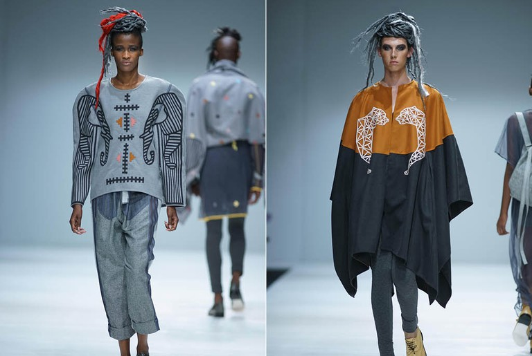 Black Coffee South African Designers