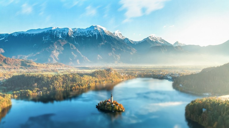 Slovenia is also famous for its beautiful nature. But it is an entirely different country than Slovakia!