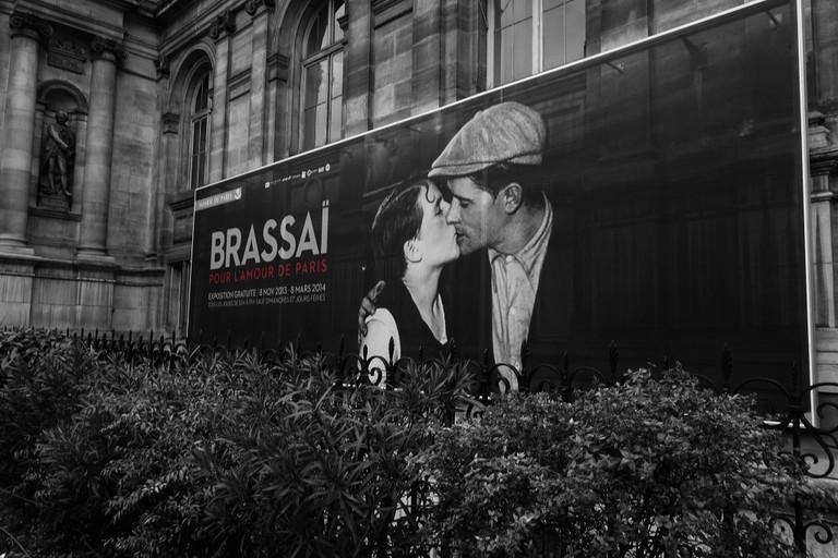 Exposition Brassaï, Paris
