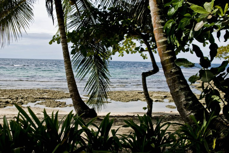 Surfers will catch excellent waves at Playa Salsa Brava