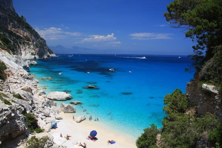 Cala Gonone, Sardinia, Italy©Michele Testini:Flickr