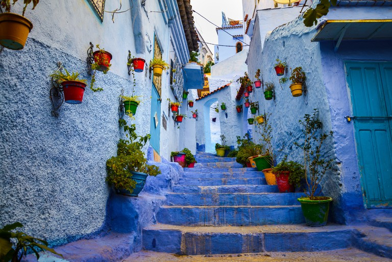 Chefchaouen | © Anthony Tong Lee/Flickr
