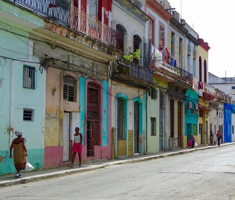 Streets of Havana, Cuba   © Amber C. Snider
