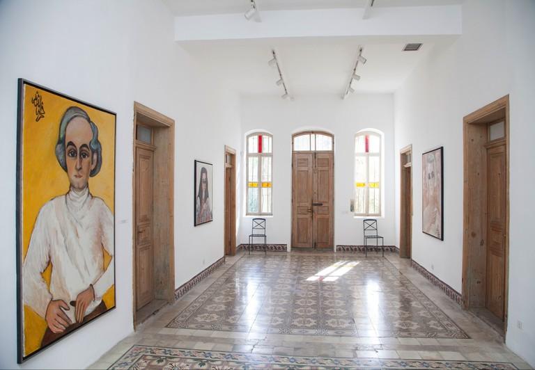 Courtsey of The Khaled Shoman Foundation, Darat al-Funun
