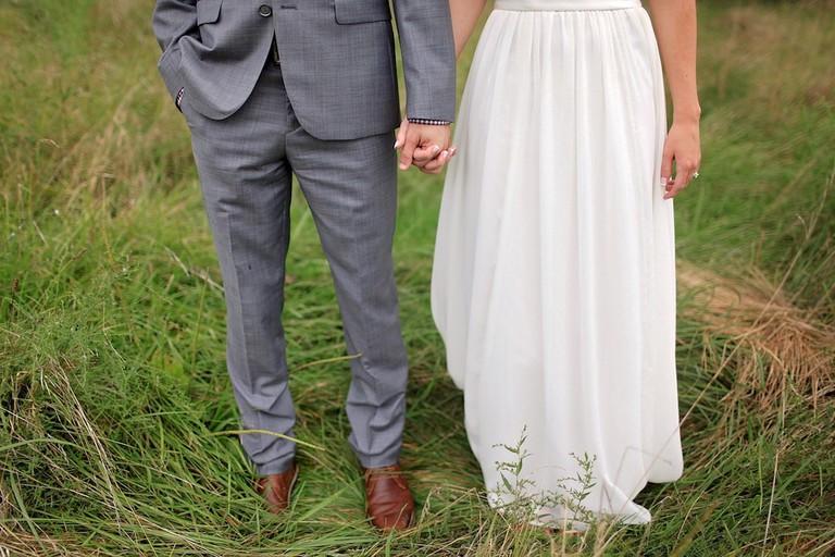 Bride and Groom/Pexel