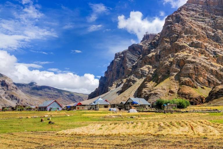 Dras Village