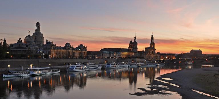 Dresden, Germany   © Harshil Shah / Flickr