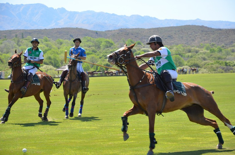 The Polo World Championships in San Luis, Argentina