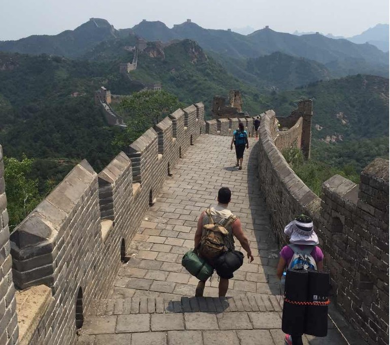 Enter The Great Wall