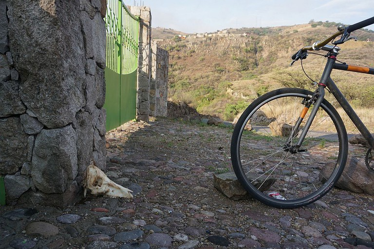 Bike tours to Teotihuacan give you a whole different perspective
