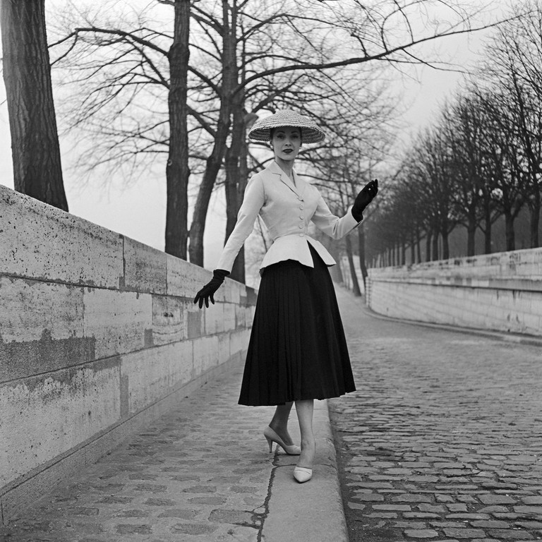 Collection of Christian Dior, Archives, Paris © Willy Maywald/ADAGP, Paris
