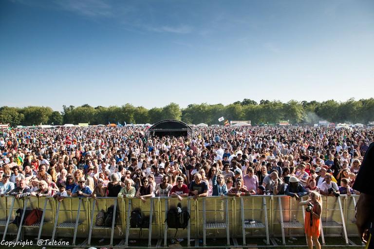 Festival at Sefton Park