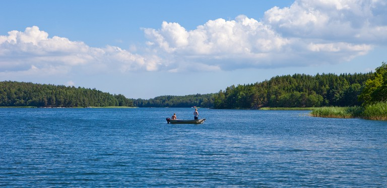Get a day license and enjoy your time on the water