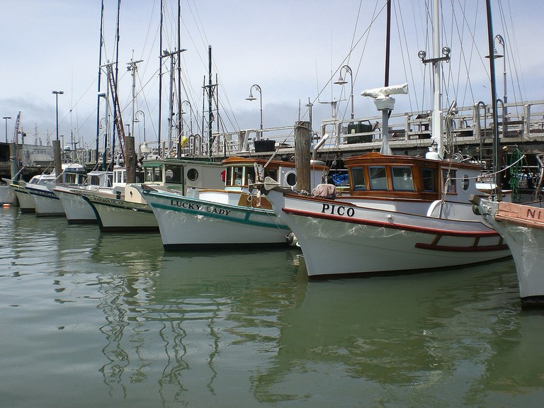 Fishing boats | SoCali / Pixabay