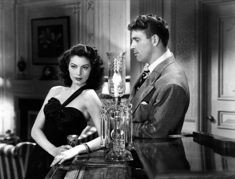 Ava Gardner and Burt Lancaster in 'The Killers'   © Universal Pictures