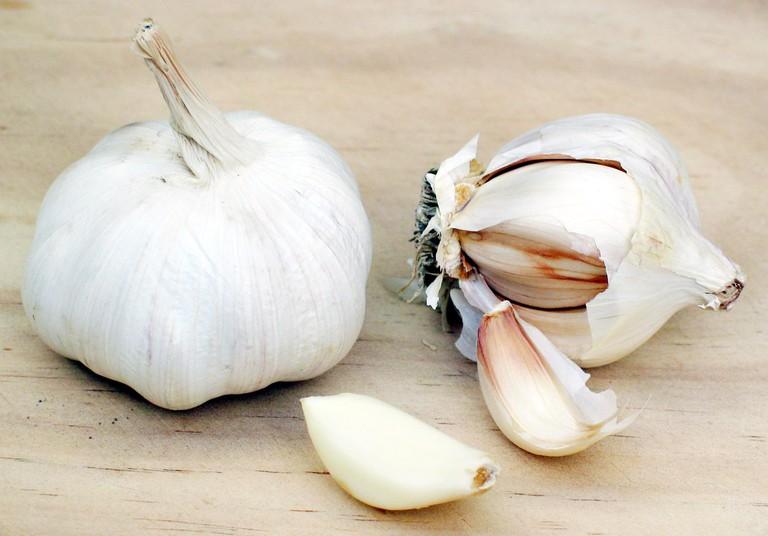 Garlic cloves, one of the most versatile ingredients in the Nigerian kitchen