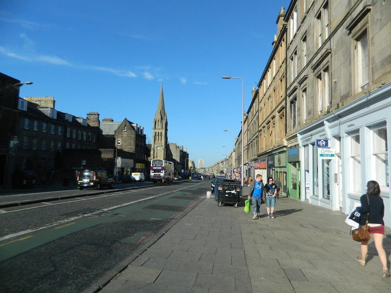 Leith Walk c. 2012 | © John Lord/Geograph