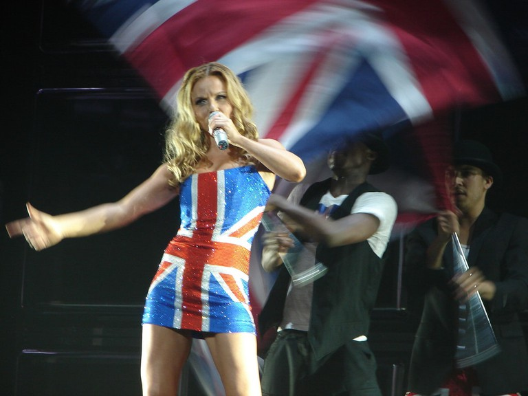 Geri Halliwell, an unlikely fashion inspiration for the French │© cw / Flickr