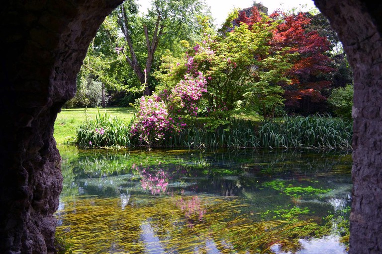Giardini di Ninfa