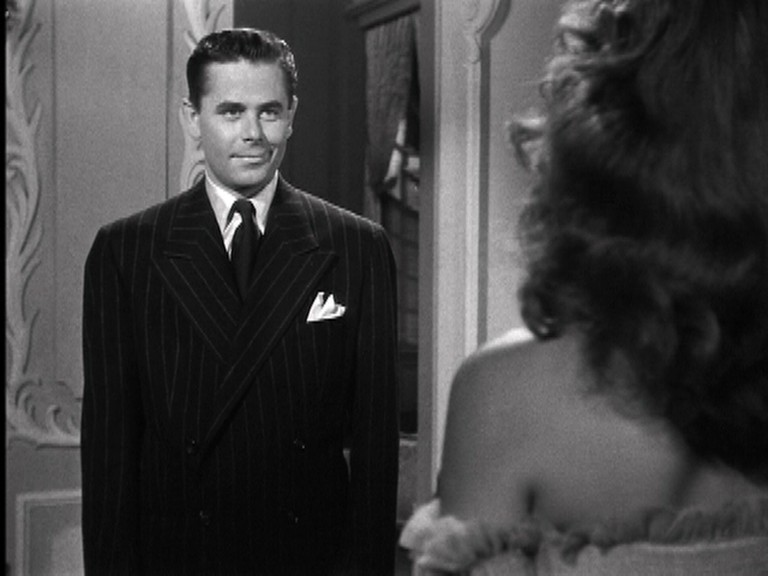Glenn Ford and Rita Hayworth in 'Gilda'   © Columbia Pictures