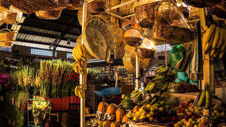 Mercado San Cosme del Razo