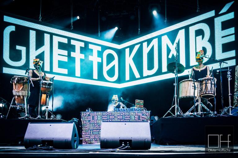 Ghetto Kumbé | Courtesy of Olivier Hoffschir