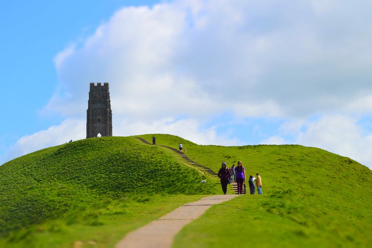 Glastonbury Tor | © c.art/Flickr