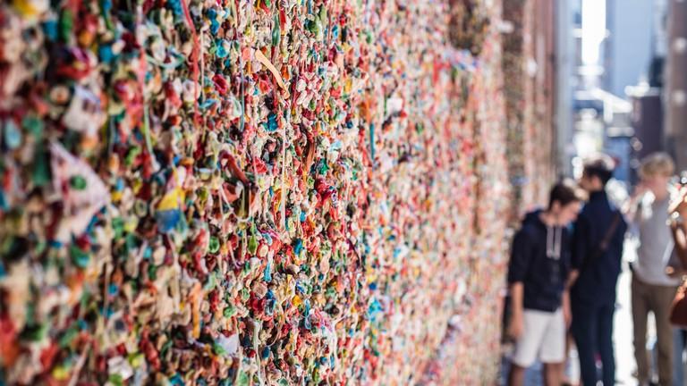 Gum Wall   © N i c o l a/Flickr