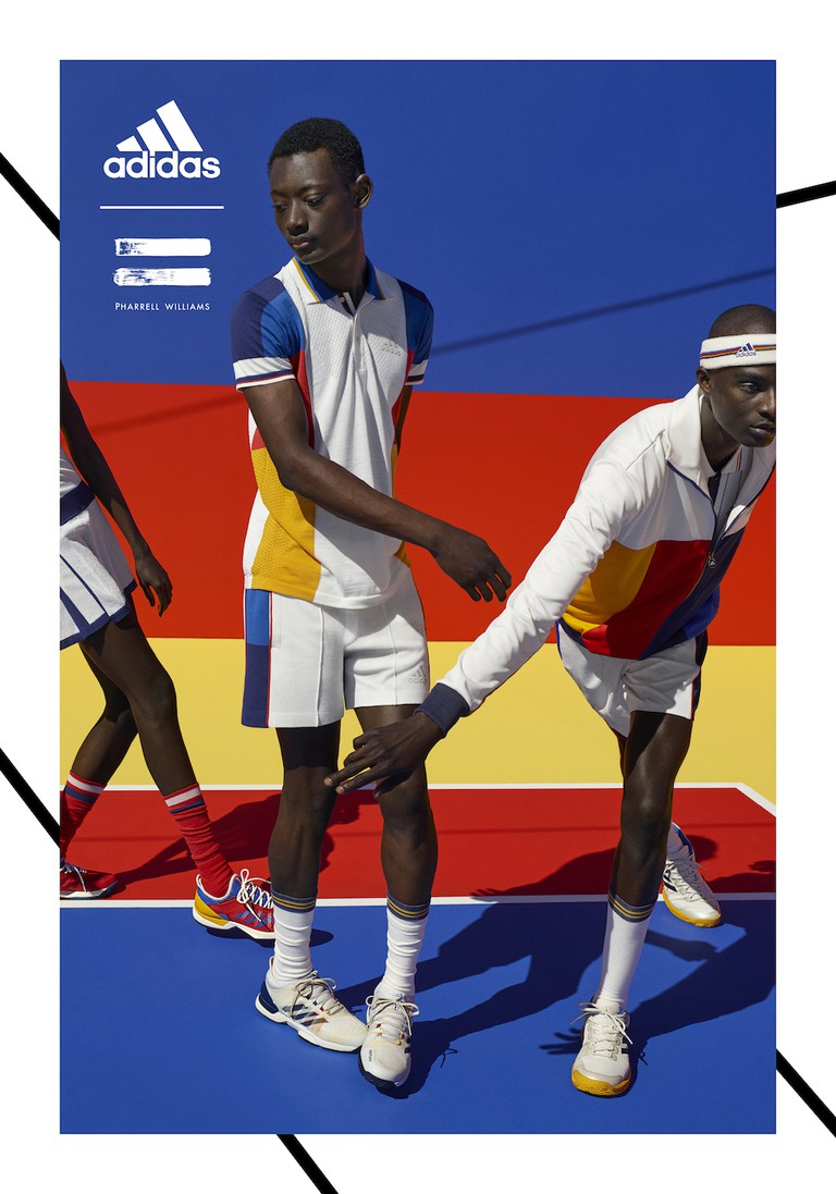 © Adidas x Pharrell Williams