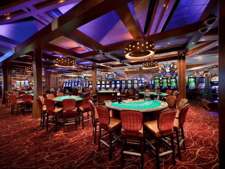 Courtesy of the Seminole Hard Rock Hotel & Casino