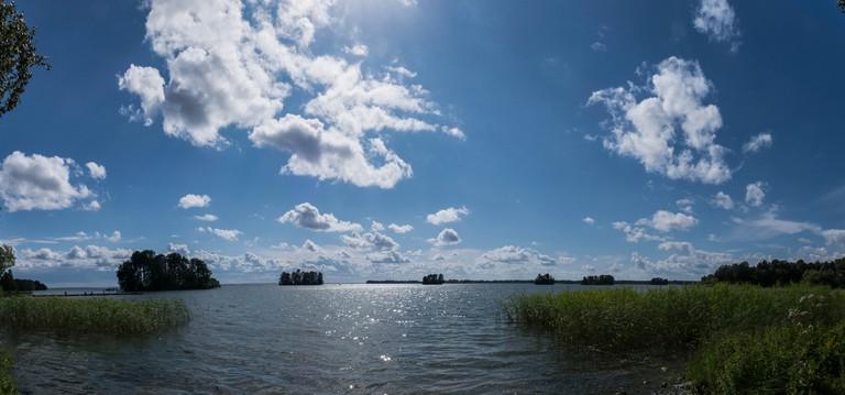 Lake Hjälarmen is a fisherman's delight