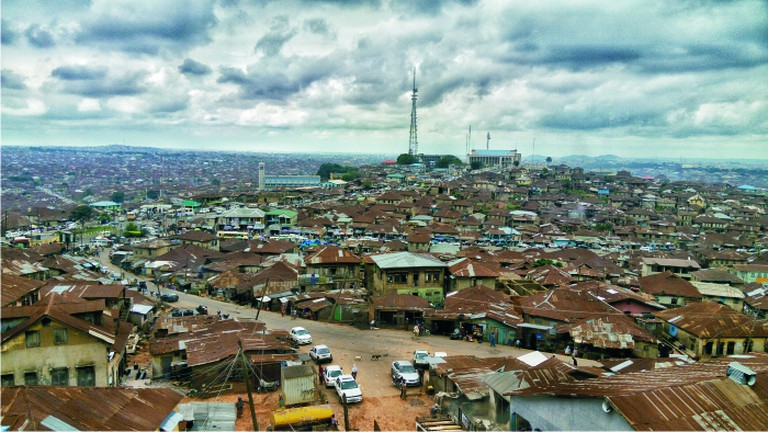 Ibadan Skyline