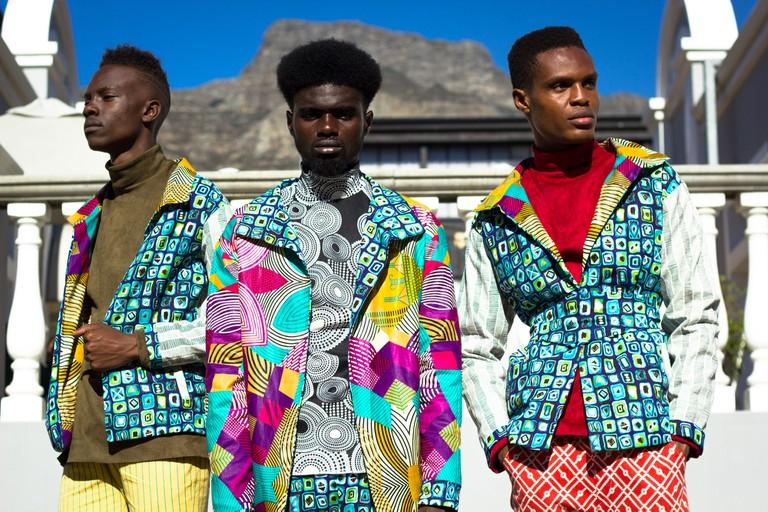 Imprint South African designer