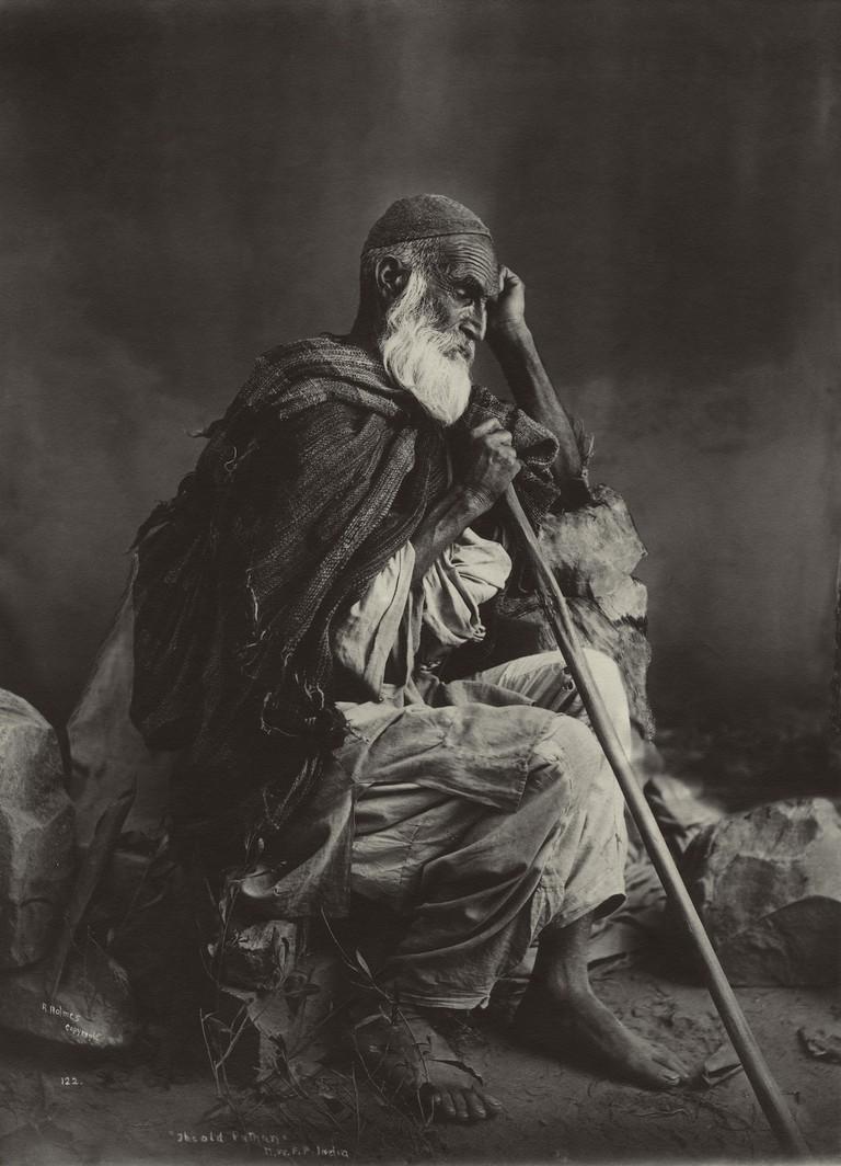 Randolph Bezzant Holmes, The Old Pathan, 1915