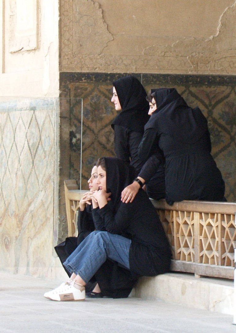 Dancing for pleasure is banned in Iran