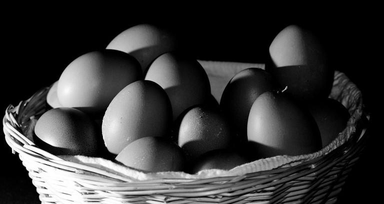 Magical eggs