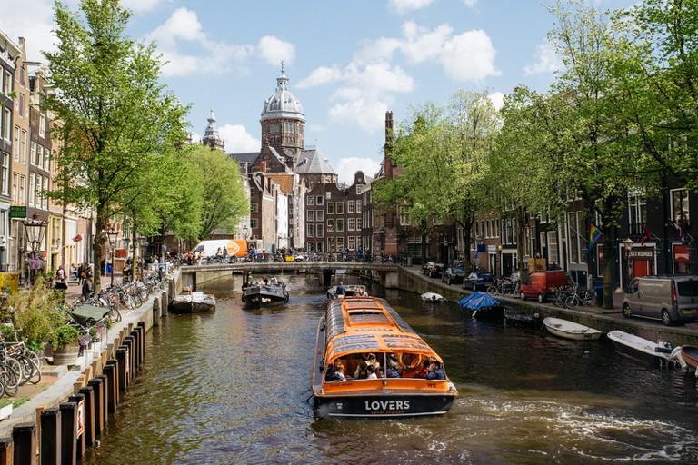 Red Light & De Wallen-Amsterdam-Netherlands