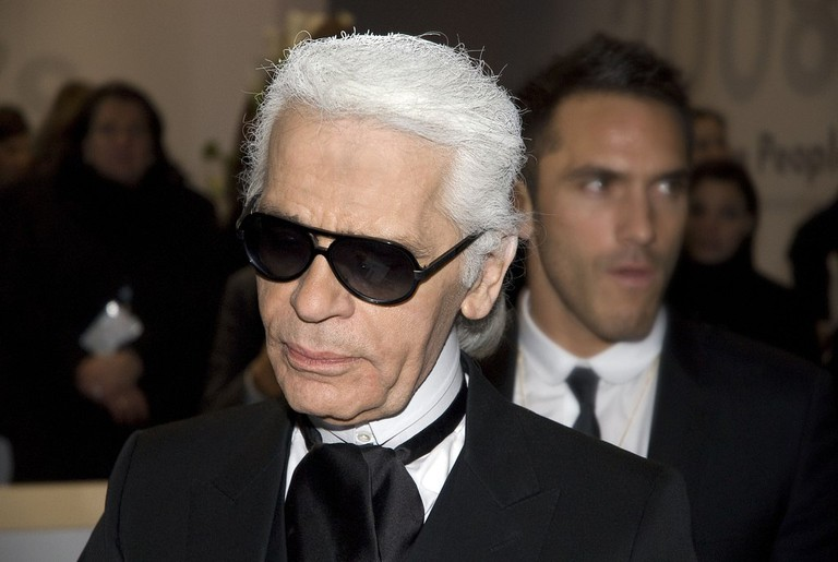 The world's first Karl Lagerfeld Hotel will feature Lagerfeld's own silhouette on the room keys.