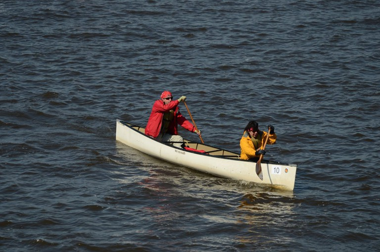 Dip your oar in the cold waters of Sweden