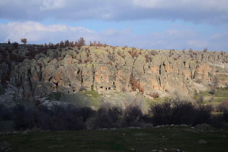 Kilistra | © Dursunbal / Wikimedia Commons