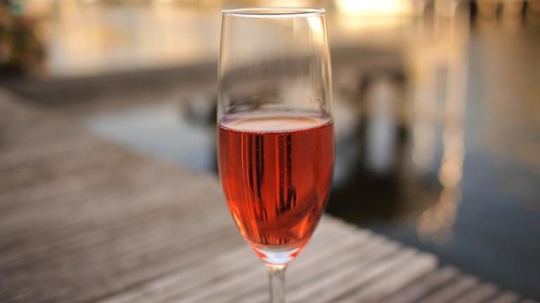 Kir, the official drink of Dijon