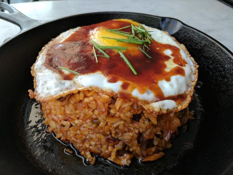 Kimchi Fried Rich at Klat