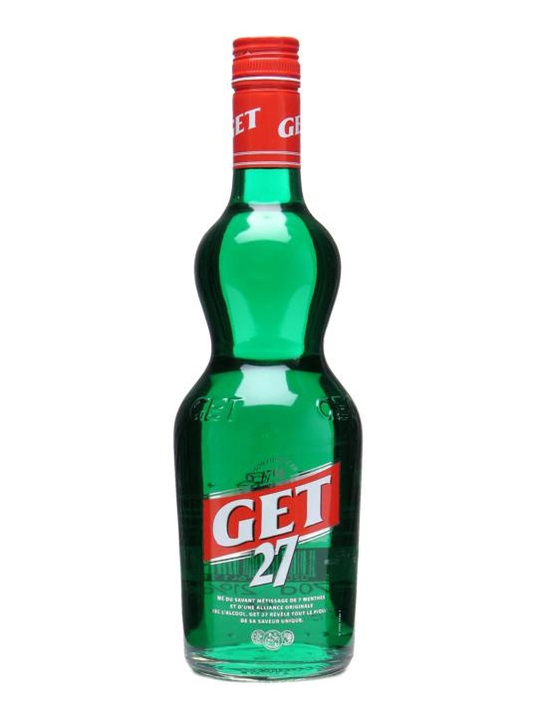The Get 27 is always popular but at the moment, it's good with Perrier